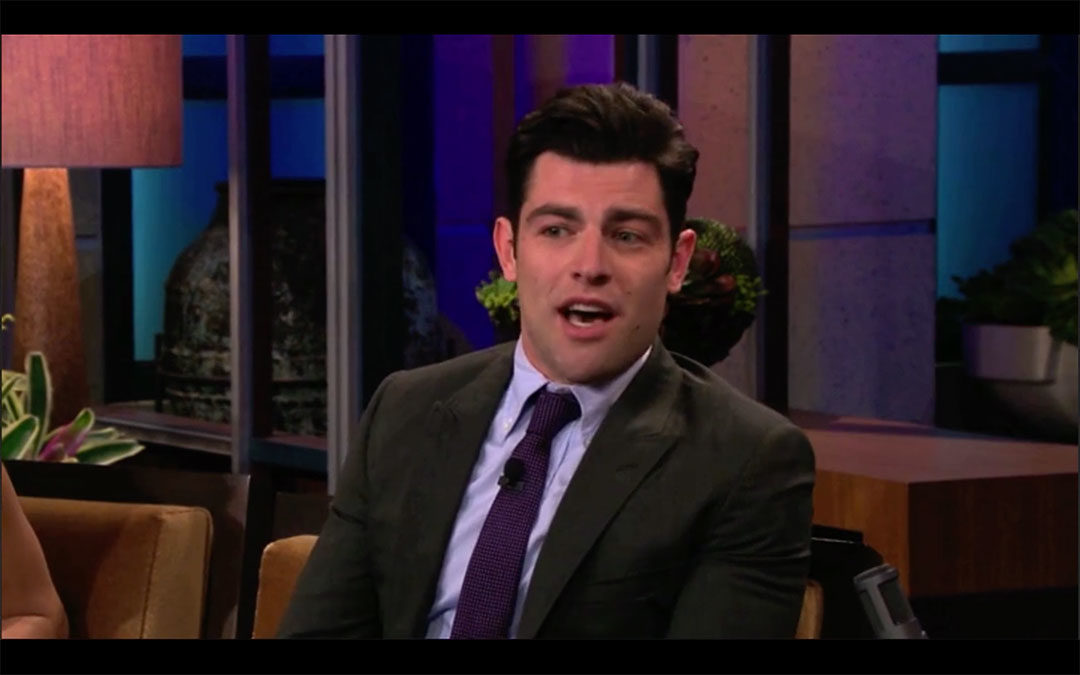 Max Greenfield COREchella Shout-Out