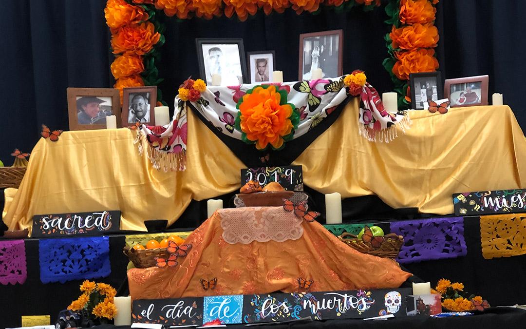 Dia de Los Muertos Project Honors Immigrant's Journey